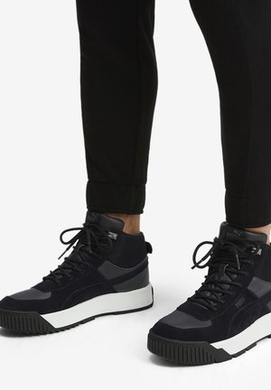 TARRENZ - High-top trainers -  black