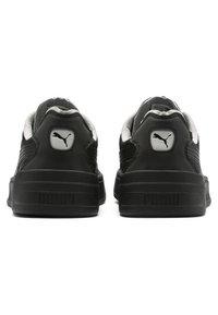 Puma - CALI-0 SHADOW TRAINERS UNISEX - Sneakers basse - black - 4