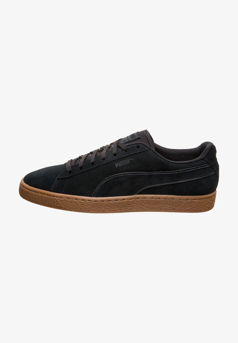 Puma - CLASSIC WTR  - Sneakers laag - black /gum