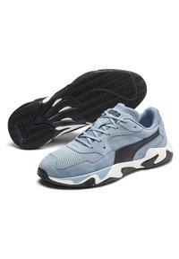Puma - STORM STREET - Sneakers - blue - 3