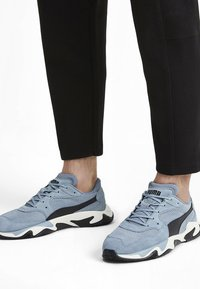 Puma - STORM STREET - Sneakers laag - blue - 0