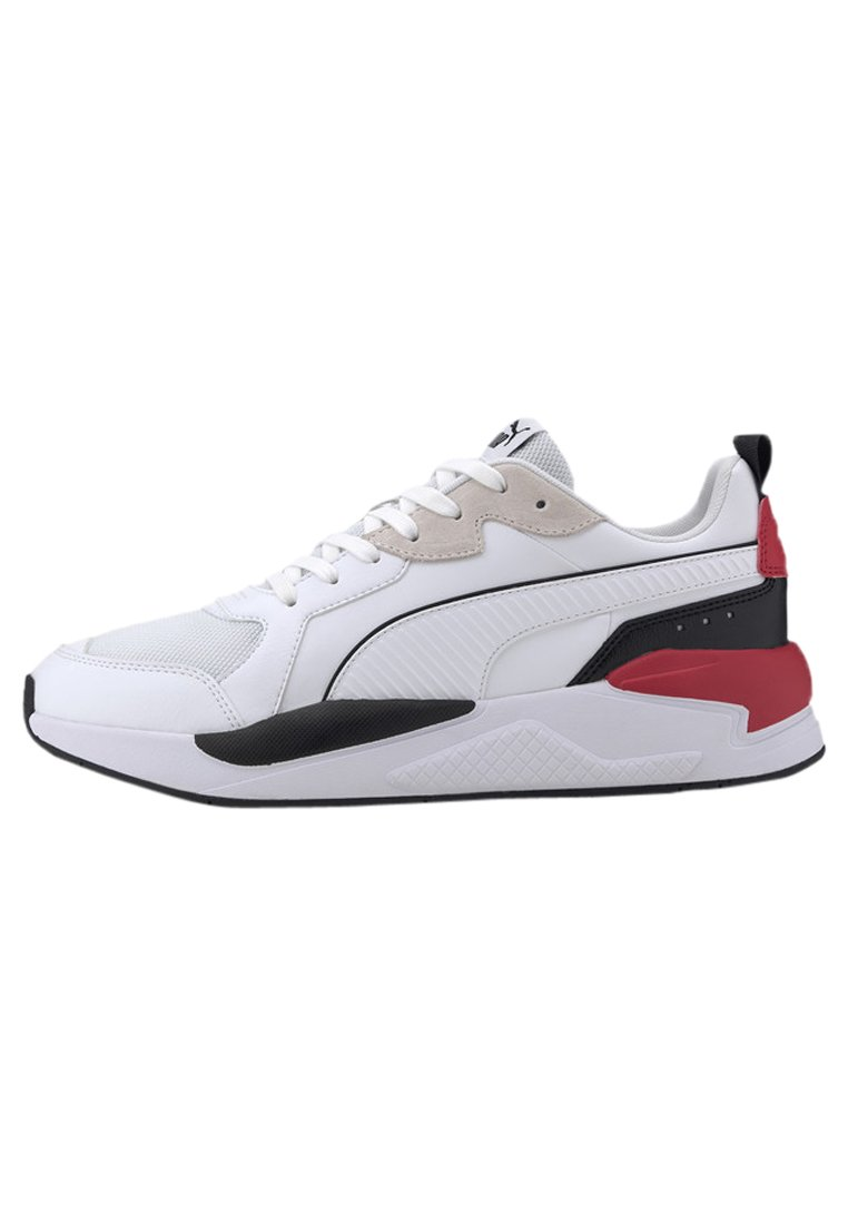 X RAY GAME Sneaker low white black red gray violet