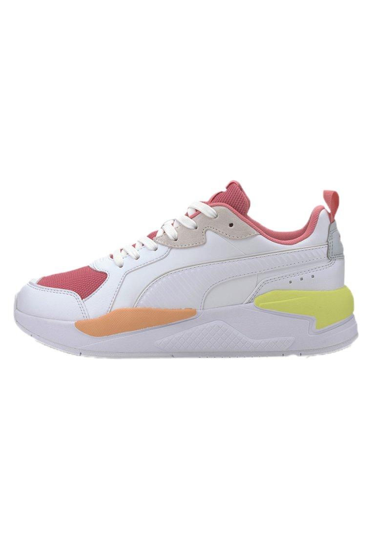 Puma - X-RAY GAME - Baskets basses - white-bubblegum-plein air-ca