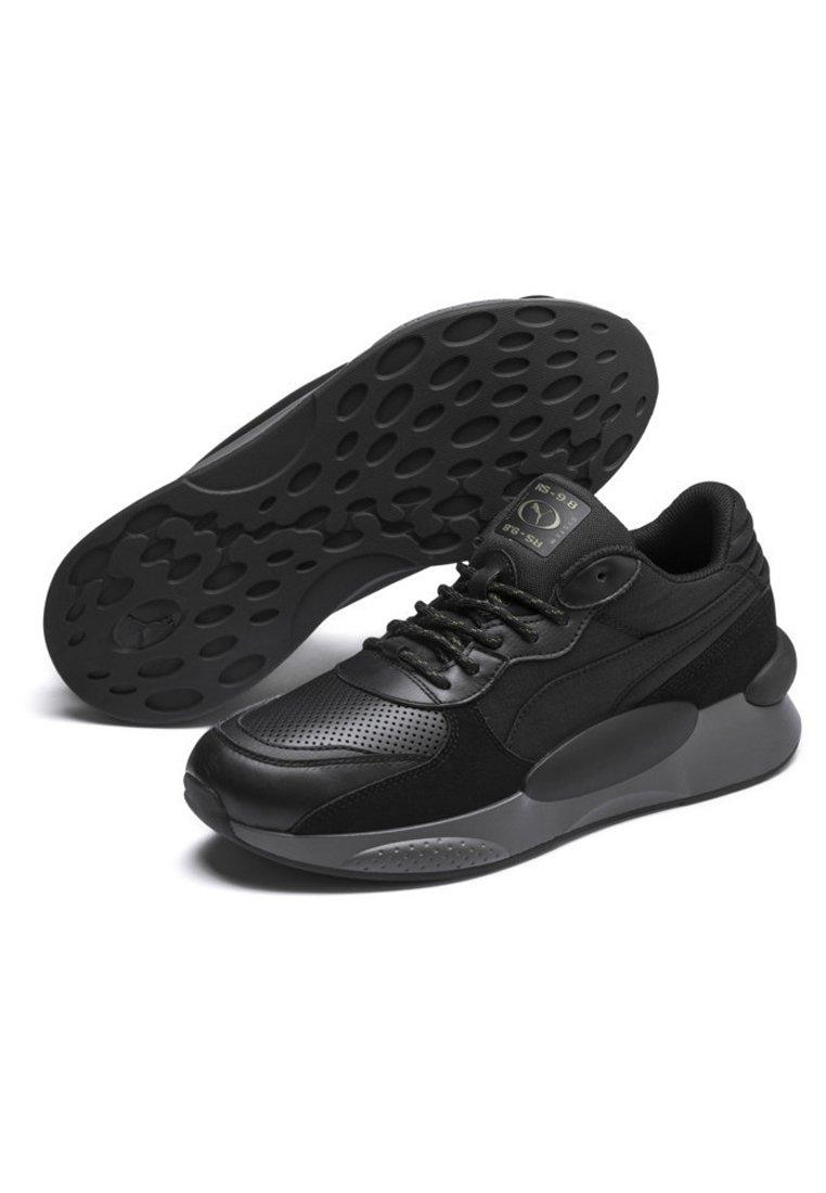 Puma Sneakers -  black