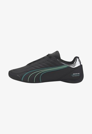 PUMA  AMG PETRONAS MOTORSPORT FUTURE KART CAT TRAINERS U - Sneakers laag - black/spectra green