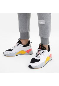 Puma - Sneakers laag - glacier gray-black - 1
