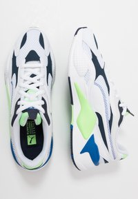 Puma - RS-X³ MILLENIUM - Zapatillas - white/peacoat - 1