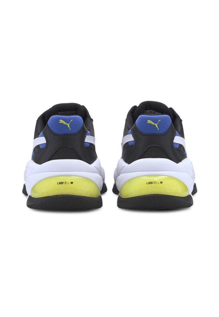 Puma LQDCELL EPSILON - Sneakers - black/dazzling blue