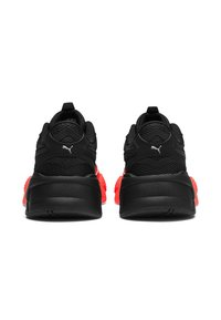 Puma - RS-X TACTICS - Baskets basses - lava blast- black-me silver - 4
