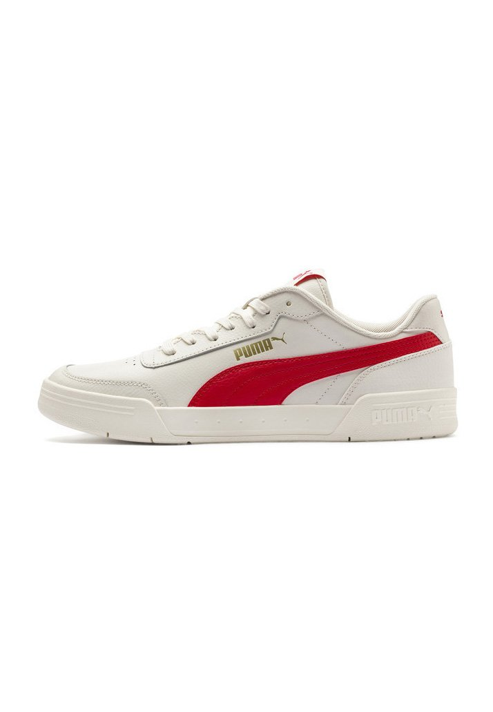 CARACAL Baskets basses whisper whitehigh risk red
