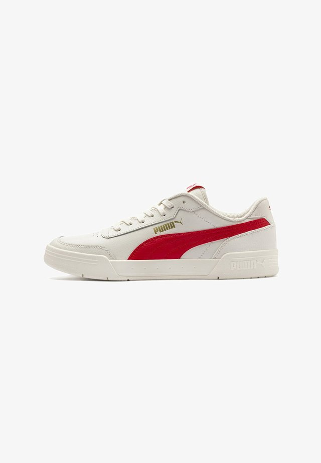 CARACAL - Sneakers - whisper white/high risk red