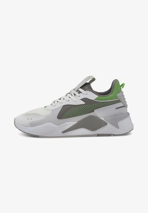 RS-X HARD DRIVE - Baskets basses - puma white-steel gray