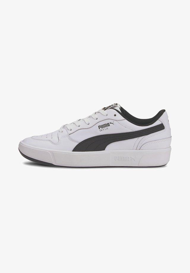 SKY LX - Trainers - white black