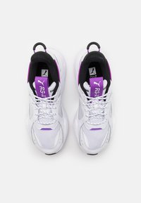 Puma - RS-X CORE UNISEX - Trainers - white/purple glimmer - 1