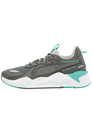 RS-X CORE UNISEX - Baskets basses - castlerock/gray violet