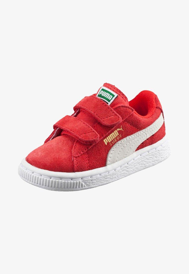 Puma - Baskets basses - high risk red/white