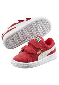 Puma - Baskets basses - high risk red/white - 3