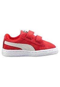 Puma - Baskets basses - high risk red/white - 2
