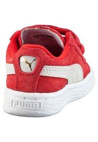 Puma - Baskets basses - high risk red/white - 1