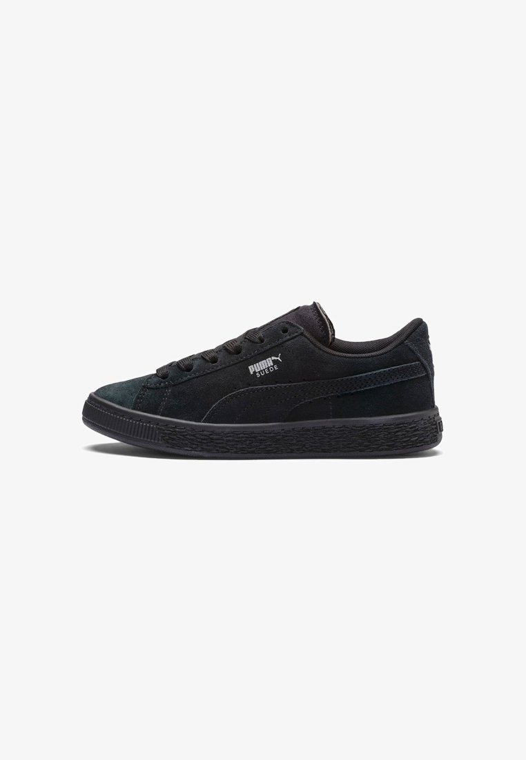Puma - SUEDE - Trainers - mottled anthracite