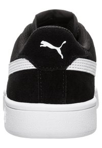 Puma - SMASH  - Zapatillas - black/white - 3