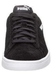 Puma - SMASH  - Zapatillas - black/white - 5