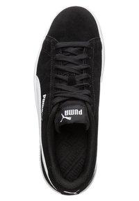 Puma - SMASH  - Zapatillas - black/white - 1