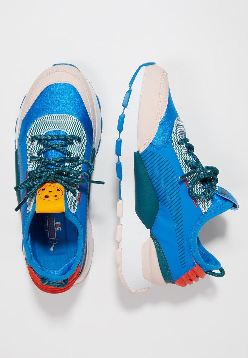 Puma - SESAME 50 - Sneaker low - veiled rose/indigo bunting/blue coral