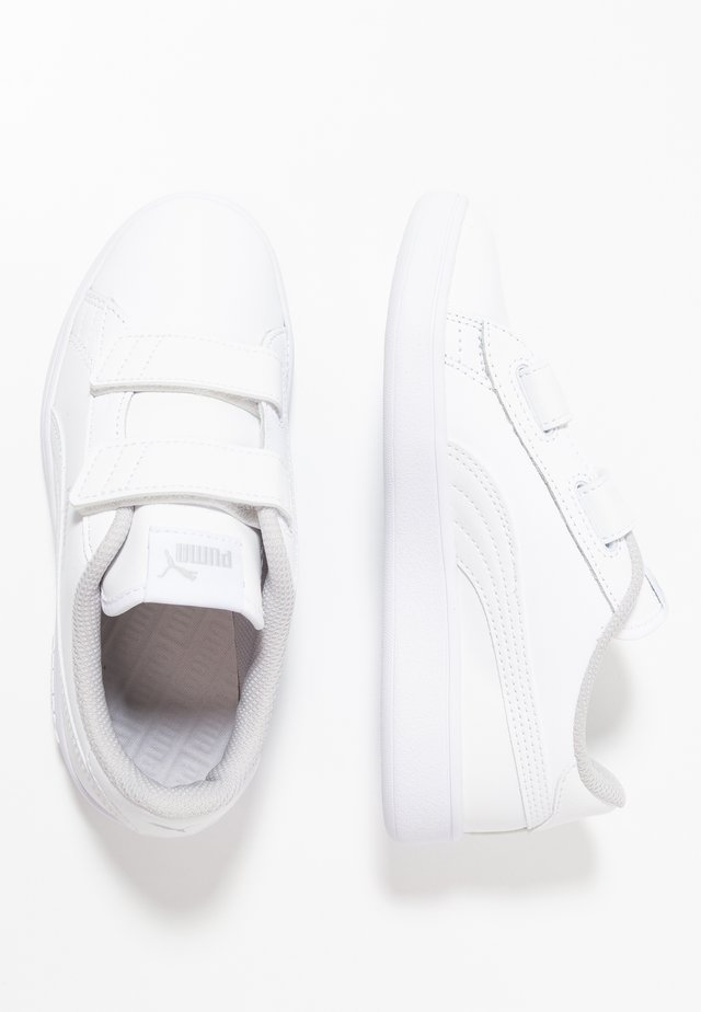 PUMA SMASH V2 L V PS - Sneakers - white