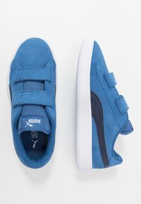 Puma - SMASH - Baskets basses - bright cobalt/peacoat/white - 0