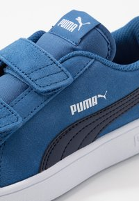 Puma - SMASH - Zapatillas - bright cobalt/peacoat/white - 2