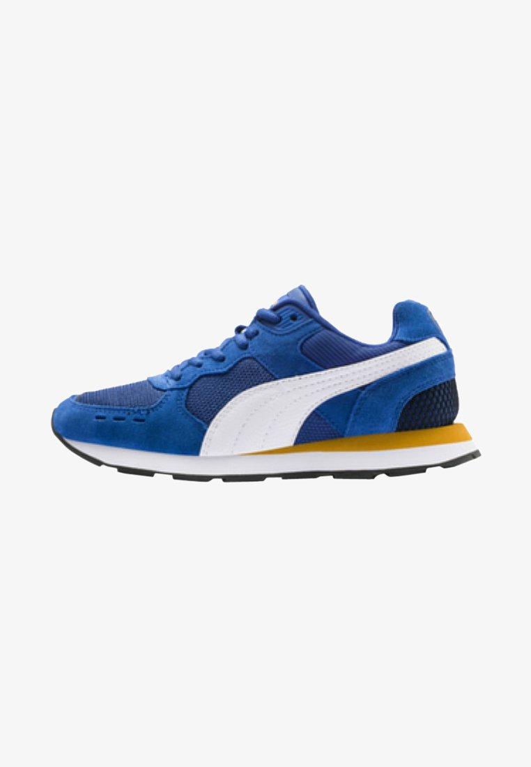 Puma - PUMA VISTA YOUTH TRAINERS UNISEX - Zapatillas - blue/white