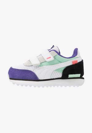 RIDER STREAM ON  - Sneakers laag - white/mist green/ black