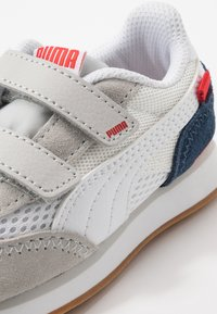 Puma - RIDER STREAM ON  - Baskets basses - gray violet/white/dark denim - 2