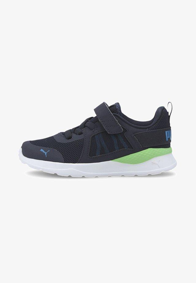 Sneakers - peacoat- blue- green