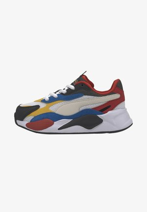 PUMA RS-X PUZZLE KIDS' TRAINERS UNISEX - Sneakers laag - spectra yellow