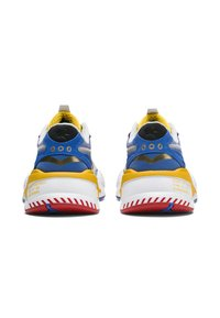 Puma - PUMA PUMA X SONIC RS-X³ COLOR YOUTH TRAINERS UNISEX - Baskets basses - puma white-golden rod - 3