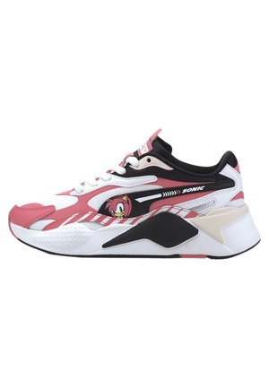 PUMA PUMA X SEGA RS-X³ SONIC YOUTH TRAINERS UNISEX - Baskets basses - bubblegum-rosewater