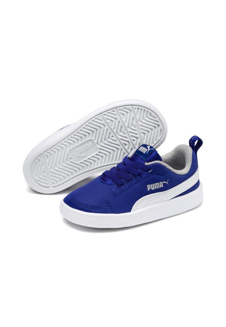 Puma - COURTFLEX - Baskets basses - White