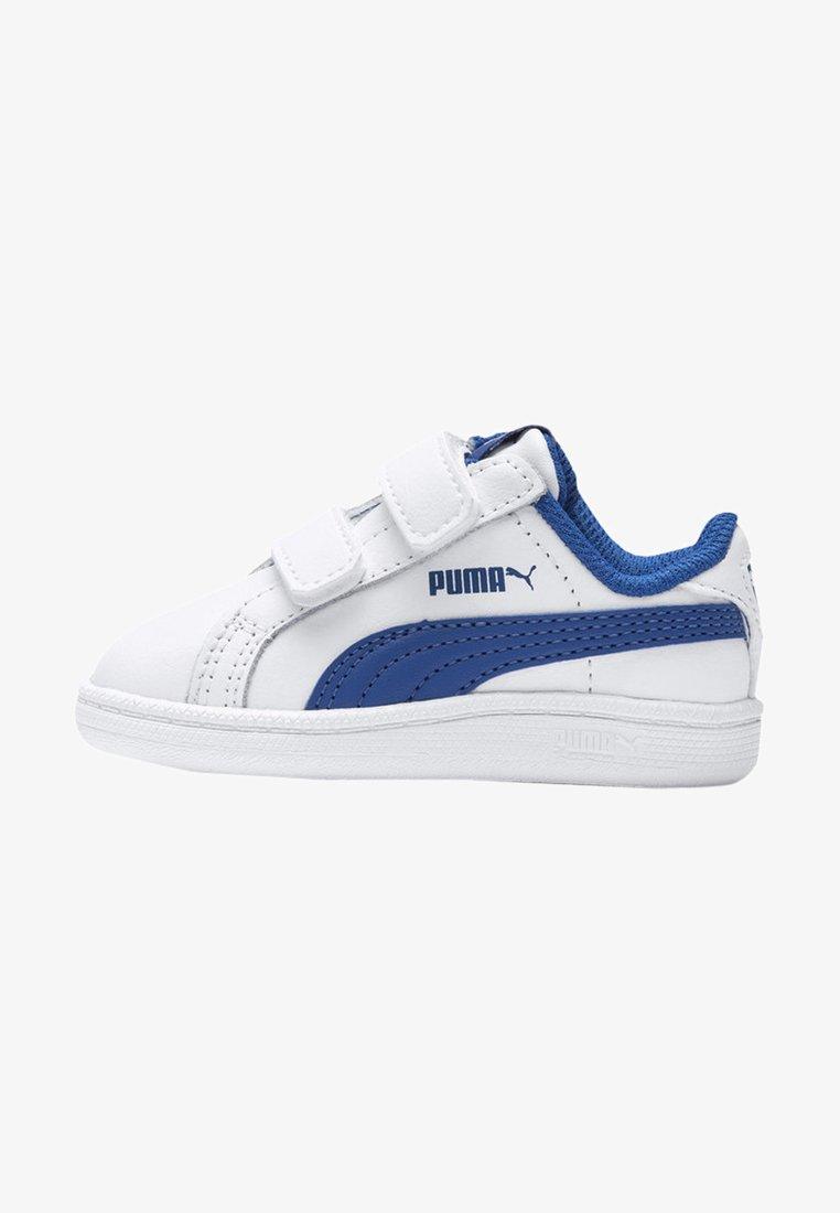 Puma - Babyschoenen - white-lapis blue