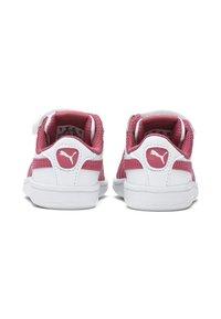 Puma - Babyschoenen - puma white-rapture rose - 3