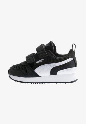 Babyschoenen - black-white