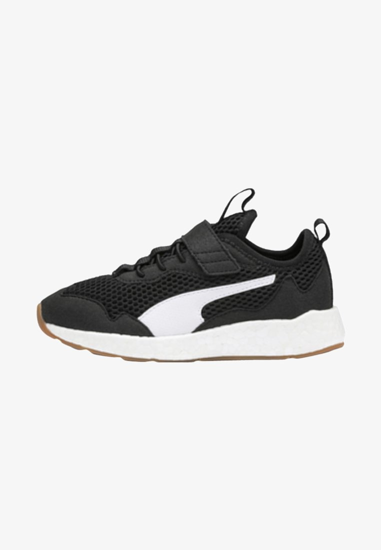 Puma - Trainers - black/white