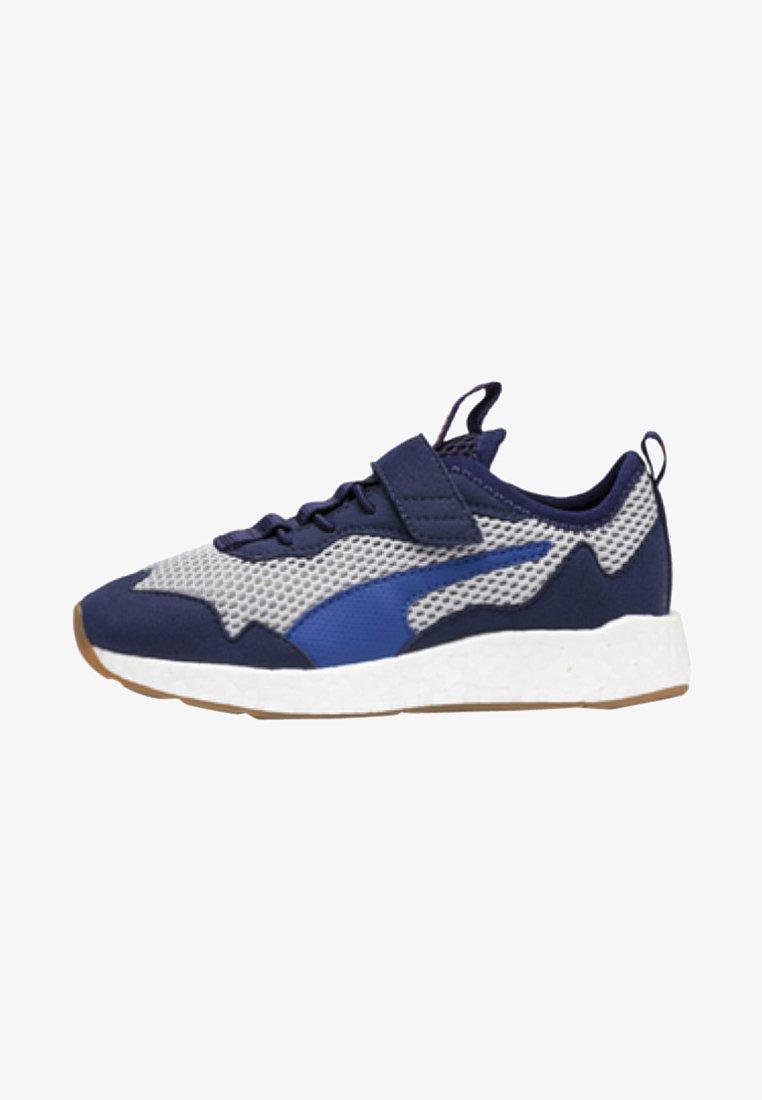Puma - Sneaker low - peacoat/white