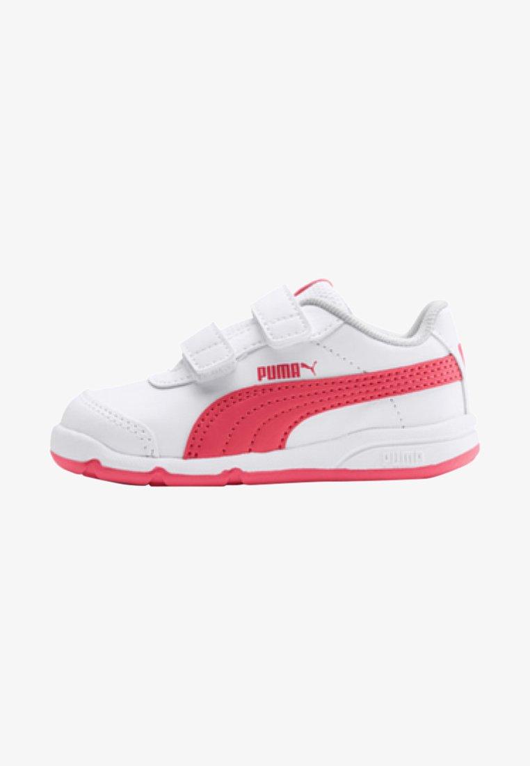 Puma - Lauflernschuh - white