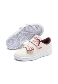 Puma - SMASH V2 BUTTERFLY KID GIRLS' TRAINERS UNISEX - Sneakers - pink - 2