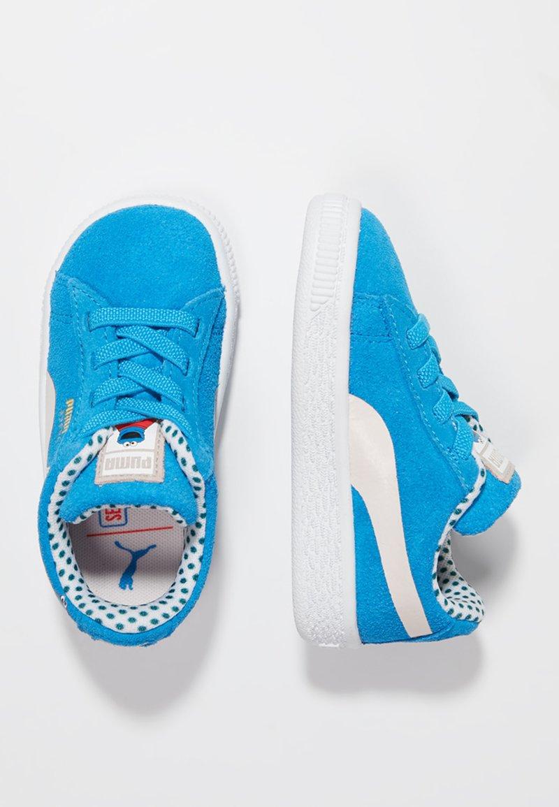Puma - SESAME 50 - Baby shoes - indigo bunting/veiled rose