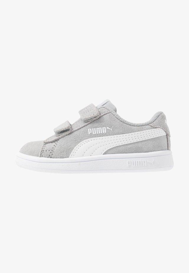 SMASH - Sneakers - high rise/white