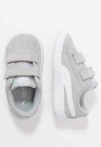 Puma - SMASH - Sneakers laag - high rise/white - 1