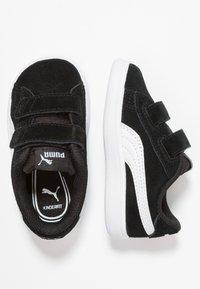 Puma - SMASH - Baskets basses - black/white - 0